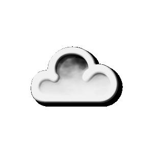 De núvol a molt núvol