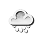 Previsió meteorològica del dia 06/12/2016: Pluja i neu