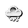 Previsió matí: Neu convertint-se en pluja