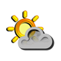 Previsió meteorològica del dia 02/07/2017: S'obriran clarianes