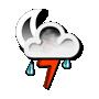 Previsió nit: Tempestes aïllades