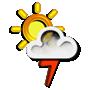 Previsió matí: Tempestes aïllades