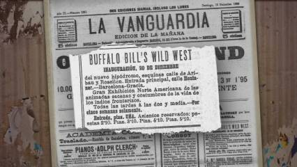 Buffalo Bill a Barcelona