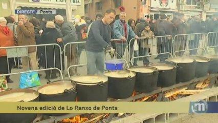 Ponts celebra Lo Ranxo
