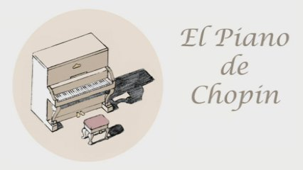El piano de Chopin