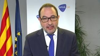 """Ramon Espadaler, aquest dijous, a """"Els matins"""" de TV3"""