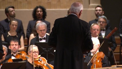 William Christie du el Messies de Händel al Palau de la Música amb Les Arts Florissants