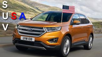 """""""El copilot"""": Ford Edge, SUV en format XXL!"""