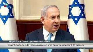 Israel obliga els immigrants africans a triar entre ser deportats o empresonats