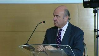 De Guindos, candidat a la vicepresidència del BCE