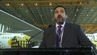 Álex Cruz, antic màxim responsable de Vueling, ara dirigeix British Airways