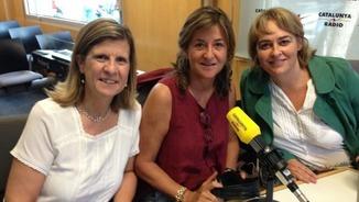 Eva Bach, Sílvia Giménez-Salinas i Mariola Dinarès