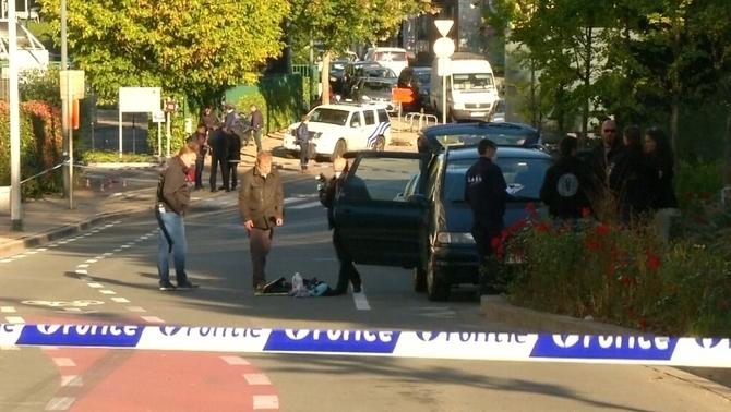 Bèlgica vincula al terrorisme un atac amb ganivet a dos policies a Brussel·les