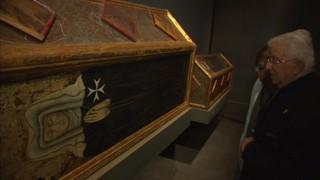El Museu de Lleida alerta del perill de traslladar les 44 peces a Sixena per la seva fragilitat