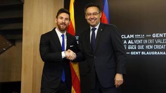 """Guasch: """"El Barça va renegociar a l'alça la renovació de Messi en assumir la marxa de Neymar"""""""