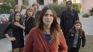 """Rodatge de """"Benvinguts a la família"""""""