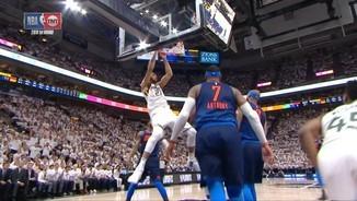 Top3 NBA: Ricky-Mitchell-Gobert, el triangle màgic dels Jazz