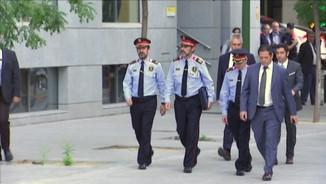Malestar als Mossos perquè de moment lidera el cos el director general de la Policia