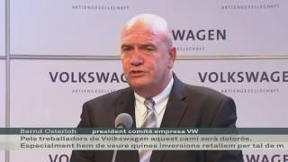 Volkswagen inversions aturades