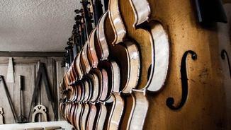 El taller del lutier 33: L'Orquestra Integrada