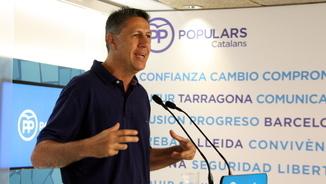 Xavier García Albiol, aquest divendres valorant la sentència del TC (ACN)