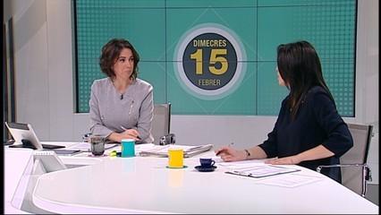 Els titulars del 15/02/17: Els plans per convocar un referèndum el 2017 tornen a la Fiscalia