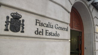 La Fiscalia General de l'Estat a Madrid (ACN)
