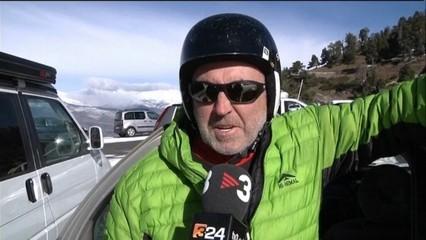 Recull d'opinions dels primers esquiadors que avui han inaugurat la temporada de neu a l'estació de Masella