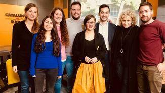 Els candidats més joves del 21D, entre acabar amb el procés o fer realitat la República Catalana