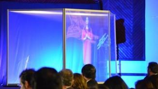 Pot aparèixer Carles Puigdemont en forma d'holograma en campanya?