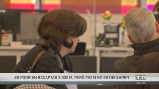 La Generalitat calcula per primera vegada la seva bretxa fiscal