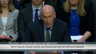 Alarma entre els serveis secrets dels EUA: Rússia tornarà a interferir en les eleccions del 2018