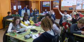 Blog de mestres. Whats Ep? ESO en anglès a un institut català