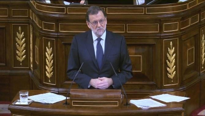 Rajoy anuncia que suspèn les revàlides a l'ESO i el Batxillerat fins que s'arribi a un acord en educació