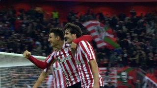Els gols de l'Athletic-Celta (2-1)