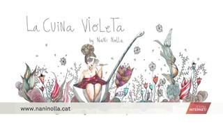 La Cuina Violeta: receptes, fotos, música