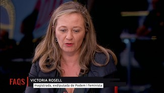 Parlem sobre Forojueces amb Victoria Rosell