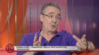 """Judith Colell i Ferran Rañé presenten """"Radiacions"""" a """"Divendres"""""""
