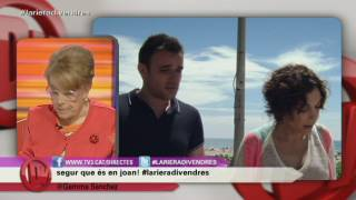 "Tertúlia de ""La Riera"" 07/06/13 (Part 1)"