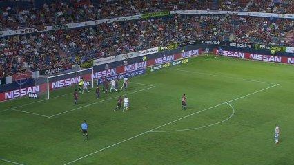 Osasuna, 1 - Granada, 2