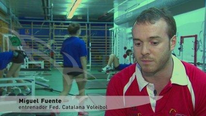 Voleibol català d'alt rendiment