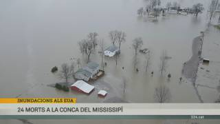 Estats Units: inundacions a Missouri