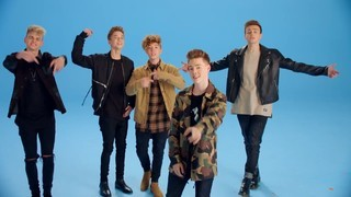 "Why  Don't We: ""These girls"""