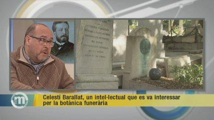 Celestí Barallat, un intel·lectual que es va interessar per la botànica funerària