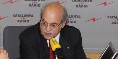 Mas-Colell avisa que l'ofec financer de Madrid pot posar en perill els serveis públics