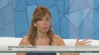Declaracions Alícia Sanchez Camacho