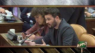 Rufián vs. Luis Enrique