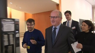 Guindos i Espanya, davant la prova de foc de l'Eurogrup