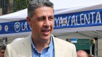 Empar Moliner i l''escrache' a Xavier García Albiol
