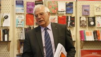 L'exministre i expresident del Parlament Europeu, Josep Borrell, en una imatge d'arxiu (ACN)